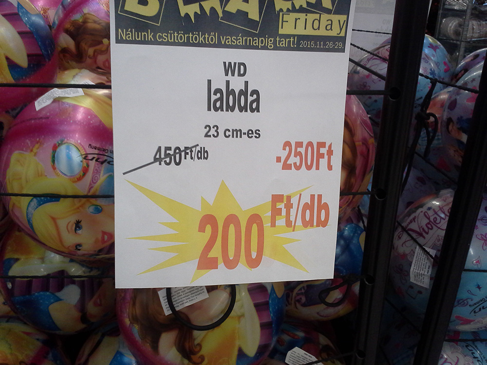 auchan black friday labda