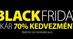 Jysk Black Friday 2017 november 23-26 között!